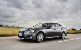 Lexus GS 300h 2014: Siêu tiết kiệm xăng